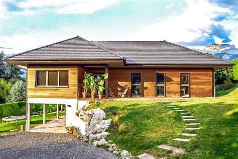 maison 224 vendre en rhone alpes haute savoie st jorioz villa d architecte ossature bois tr 232 s