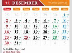 Gambar Kalender 2018 file JPG dan PNG dengan Kualitas HD