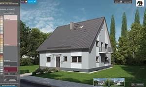 Haus Gestalten Online : fassaden konfigurator maler zecher ~ Markanthonyermac.com Haus und Dekorationen