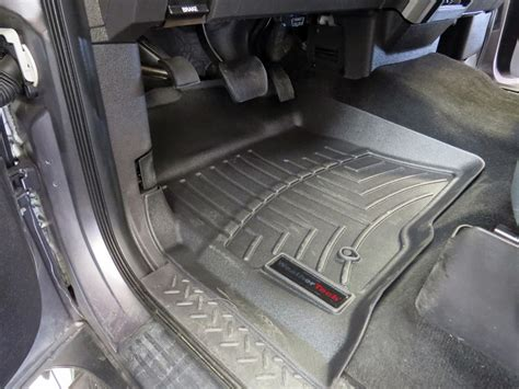 2009 ford f 150 floor mats weathertech