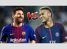 Neymar Jr vs Lionel Messi From Friends To Rivals