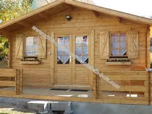 chalet en bois leroy merlin photos de conception de maison agaroth