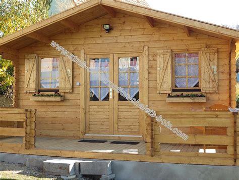 maison bois 20m2 l habis