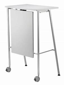 Tisch Mit Rädern : stehtisch mit metallgestell f r b ros und schulen idfdesign ~ Markanthonyermac.com Haus und Dekorationen