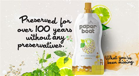 Paper Boat Drinks How To Use by Case Study How Paperboat Is Building Its Brand Story With