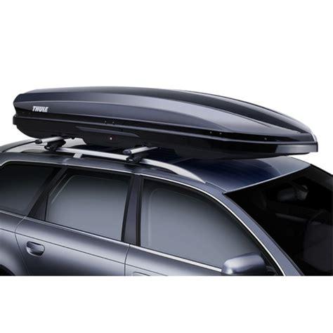coffre de toit taille m thule dynamic 800 noir 320 l norauto fr