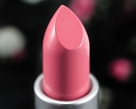 mac pink plaid and chatterbox lipstick review swatches