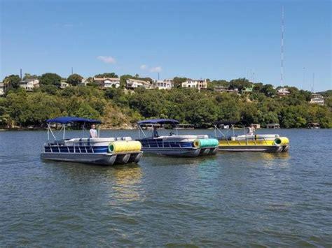 Boat Rental On Lake Austin by Pontoon Boats Float On Lake Austin Boat Rentals Lake