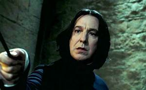 How Alan Rickman Went To Extremes To Protect Snape's Secret