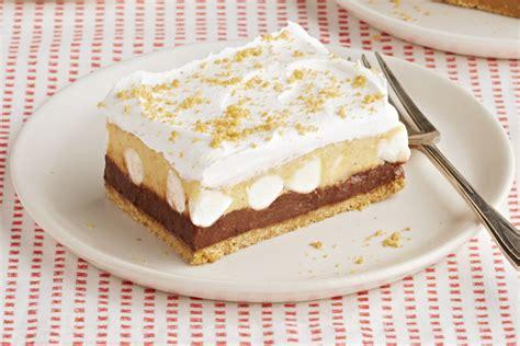 dessert au chocolat et au beurre d arachide sans cuisson kraft canada