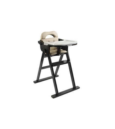 anka by svan high chair in espresso