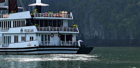 Pelican Boat Vietnam by Pelican Boat Cruise Halong Bay Vietnam