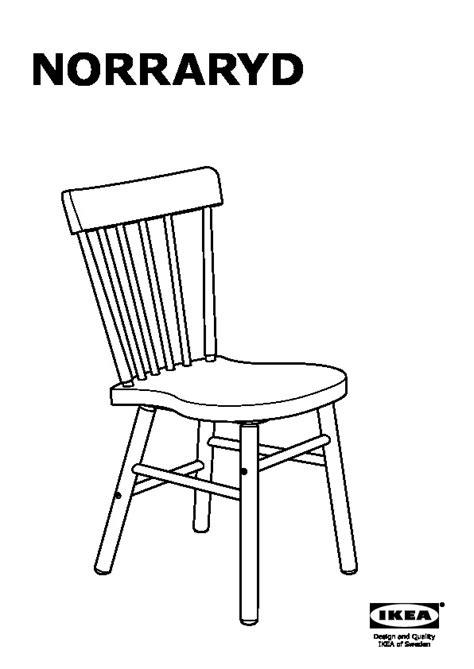 ryggestad karpalund norraryd table et 4 chaises pin noir ikea ikeapedia