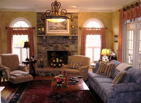 country designs family room transitional family