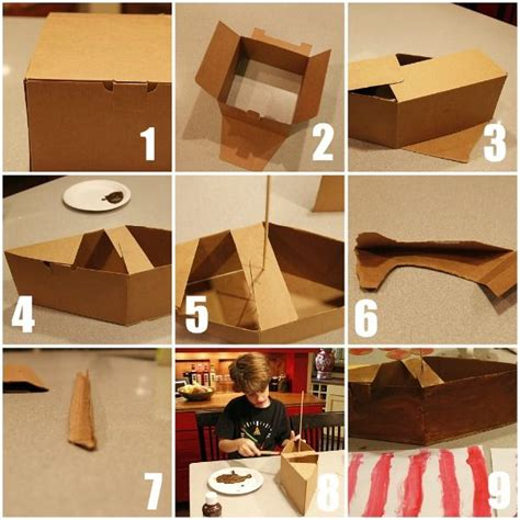 How To Make A Cardboard Boat With Only Duct Tape by How To Make A Good Cardboard Boat Packaging Designs