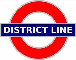 District Line Clip Art at Clker.com - vector clip art ...