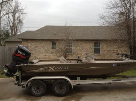 Xpress Boat Dealers In Baton Rouge by 2003 Xpress X19 Bass Boat For Sale In Baton Rouge