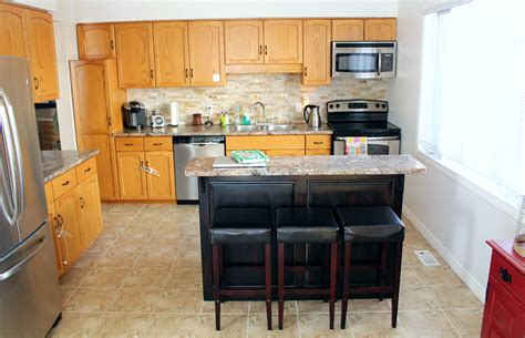 Diy Kitchen Cabinet Makeovers-before & After Photos