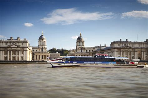 Boat Service London by More Thames Passenger Boat Services For The Olympics