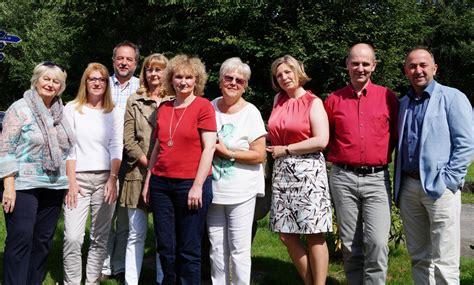 Angelika Mevert Geht In Ruhestand25 Jahre Lang Haus Und