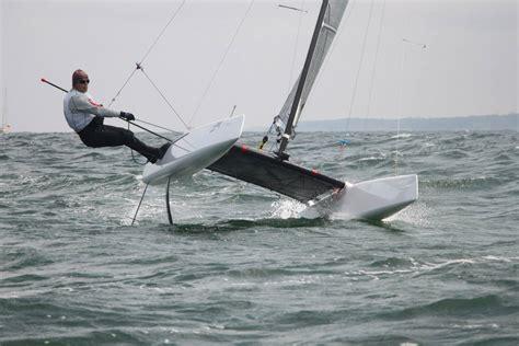 Catamaran Sailing From Start To Finish Pdf by Donald Bieke Wins At Warnemuende Week 2013 International