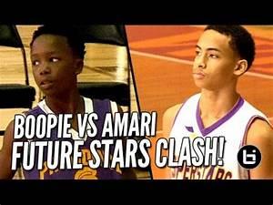 Future is Now! Amari Bailey vs Boopie Miller: Top 7th-8th ...