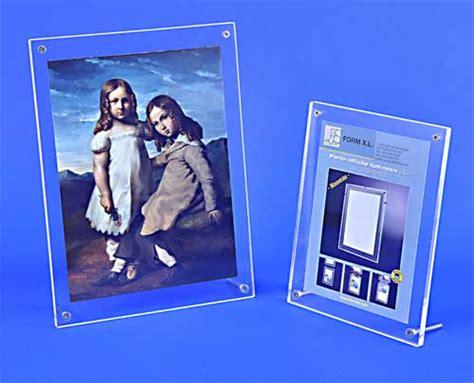 cadres plexiglass