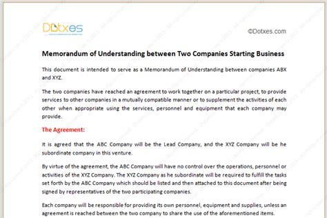 18 Elegant Sample Agreement Letter Between Two Companies