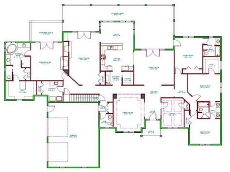 fresh split floor house plans split level ranch house interior split ranch house floor
