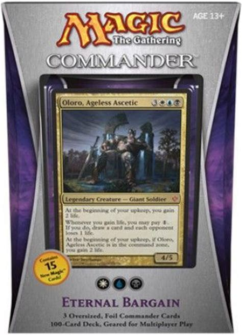 commander 2013 eternal bargain deck mtg magic the