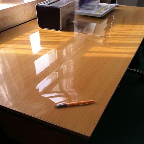 nappe transparente epaisse pour table