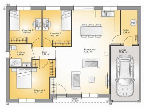 plan maison confort