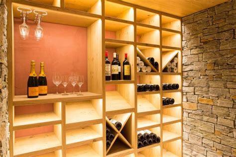 cr 233 er sa cave 224 vin fantastique pour un petit ou un grand espace archzine fr
