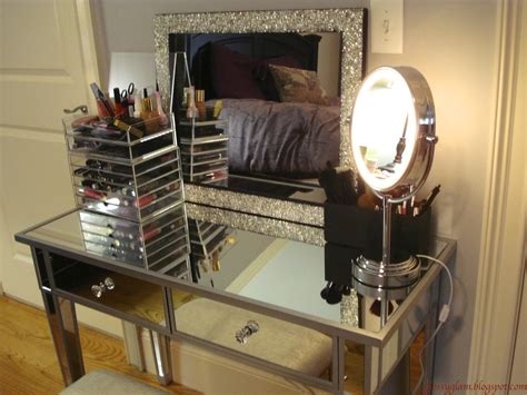 ikea vanity table with mirror and bench white wooden narrow cheap sets for bedroom archaiccomely