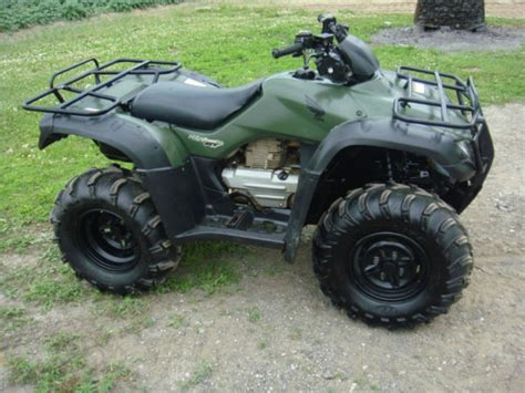 Honda Trx 400 Foreman 4x4 For Sale Canada