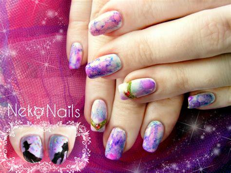 Sailor Moon Nails By Neko-crafts On Deviantart