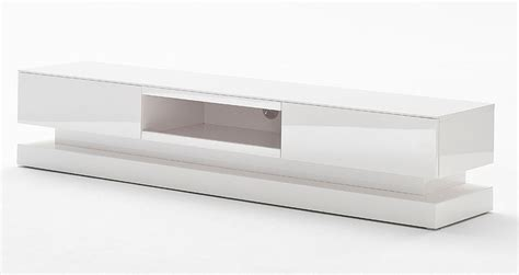 meuble tv blanc laque tiroir id 233 es de d 233 coration et de mobilier pour la conception de la maison