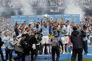 PICS: Manchester City Crowned English Premier League ...