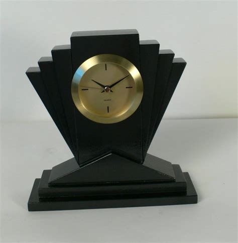 deco clock coolness