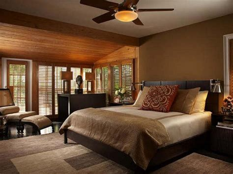 Brown Interior Color Theme Deesign Ideas With Modern