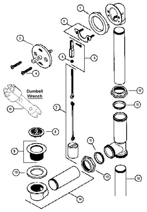 bathtub drain lever help