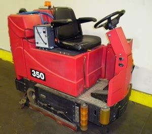 used tomcat 350 floor sweeper used washer scrubbers