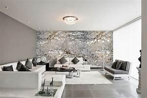 Moderne Tapeten Wohnzimmer : moderne wohnzimmer tapeten tapeten wohnzimmer modern grau im wohnzimmer wohnzimmer tapeten ~ Markanthonyermac.com Haus und Dekorationen