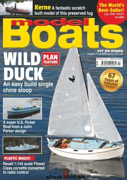 Model Boats Magazine Download by Model Boats July 2017 Free Pdf Magazine Download