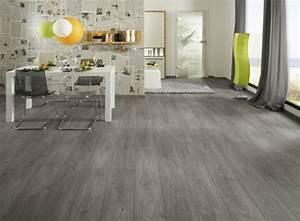 Wohnzimmer Boden Grau : moderner laminatboden 130 sch ne beispiele ~ Markanthonyermac.com Haus und Dekorationen