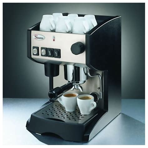 santos espresso n 176 75 machine 224 caf 233 professionnelle