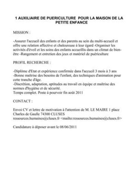 calam 233 o offres de travail 224 la mairie de cluses