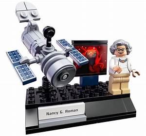 LEGO launches Women of NASA set | Inhabitat - Green Design ...