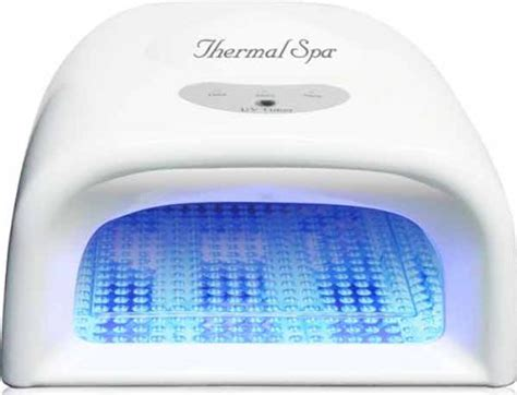 Thermal Spa 49135 Professional U/v Gel Light Nail Dryer