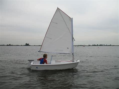 Boot Optimist by Optimist Langweerder Sloep Boot Huren Motorboot Huren